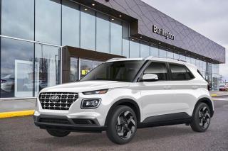New 2021 Hyundai Venue Fifth A VENUE ESSENTIAL TWO TONE for sale in Burlington, ON