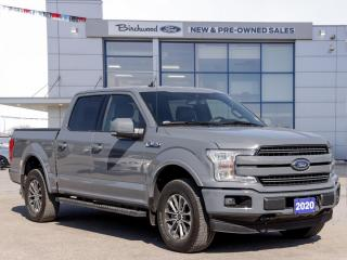 Used 2020 Ford F-150 LARIAT 502A   SPORT   NAV   HTD LEATHER for sale in Winnipeg, MB