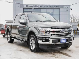 New 2020 Ford F-150 LARIAT 502A FX4 TRLR TOW PKG | NAV | MOONROOF for sale in Winnipeg, MB