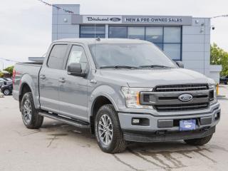 New 2020 Ford F-150 XLT 302A FX4 SPORT PKG | NAV | REMOTE START for sale in Winnipeg, MB