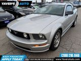 Photo of Silver 2005 Ford Mustang