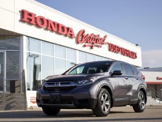 Used 2019 Honda CR-V LX AWD | BLUETOOTH | APPLE CARPLAY for sale in Winnipeg, MB