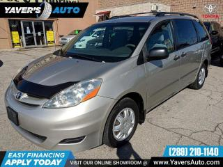 Used 2006 Toyota Sienna CE for sale in Hamilton, ON