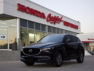 Used 2018 Mazda CX-5 GS AWD | SUNROOF | LEATHER for sale in Winnipeg, MB