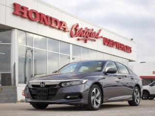 Used 2019 Honda Accord EX-L LEATHER | SUNROOF for sale in Winnipeg, MB