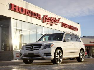 Used 2015 Mercedes-Benz GLK-Class GLK 250 BlueTEC for sale in Winnipeg, MB