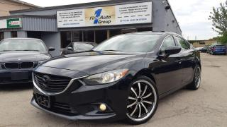 Used 2014 Mazda MAZDA6 GT Navi/Backup Cam/P-moon for sale in Etobicoke, ON