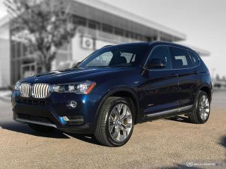 Used 2017 BMW X3 xDrive28i ENHANCED - SURROUND VIEW for sale in Winnipeg, MB