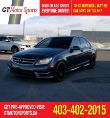 Used 2013 Mercedes-Benz C-Class C 300 | $0 DOWN - EVERYONE APPROVED! for sale in Calgary, AB