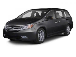 Used 2012 Honda Odyssey Touring for sale in Winnipeg, MB