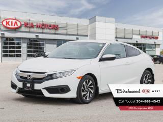Used 2016 Honda Civic LX for sale in Winnipeg, MB