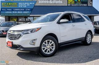 Used 2018 Chevrolet Equinox LT for sale in Guelph, ON