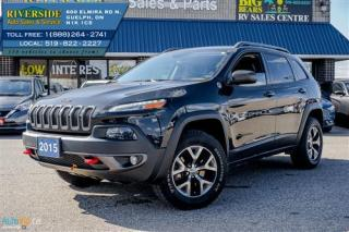 Used 2015 Jeep Cherokee Trailhawk for sale in Guelph, ON