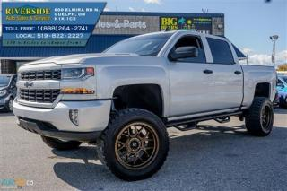 Used 2018 Chevrolet Silverado 1500 Custom for sale in Guelph, ON