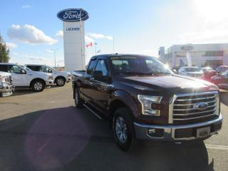 Used 2017 Ford F-150 XLT for sale in Lacombe, AB