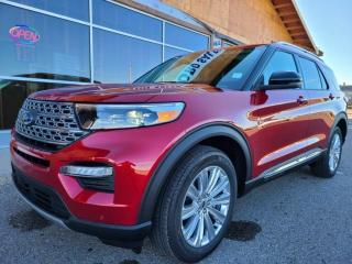 New 2021 Ford Explorer for sale in Pincher Creek, AB