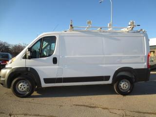 Used 2016 RAM Cargo Van ProMaster 1500 Low Roof 136  WB Cargo - Roof Ladder Rack for sale in Winnipeg, MB