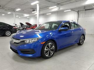 Used 2016 Honda Civic EX - CAMERA + TOIT + SIEGES CHAUFFANTS !!! for sale in Saint-Eustache, QC