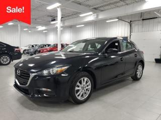 Used 2017 Mazda MAZDA3 Sport GS HB SPORT - CAMERA + SIEGES CHAUFFANTS !!! for sale in Saint-Eustache, QC