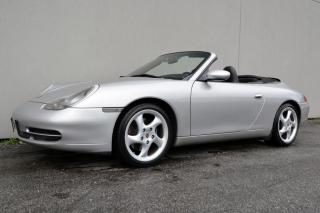 Used 2000 Porsche 911 Carrera Convertible for sale in Vancouver, BC