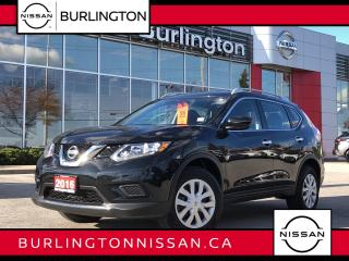 Used 2016 Nissan Rogue S, AWD, 1 OWNER & only 29,000 km's ! for sale in Burlington, ON