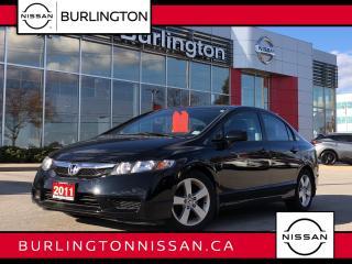 Used 2011 Honda Civic SE for sale in Burlington, ON