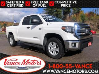Used 2017 Toyota Tundra Sr5 Plus 4x4 for sale in Bancroft, ON