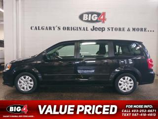 Used 2015 Dodge Grand Caravan SE Canada Value Package FWD for sale in Calgary, AB