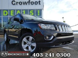 Used 2015 Jeep Compass HIGH ALTITUDE 4x4 for sale in Calgary, AB