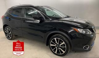 Used 2017 Nissan Qashqai AWD SL *NAVIGATION - 360 CAMERA - ADAPTIVE CRUISE* for sale in Winnipeg, MB