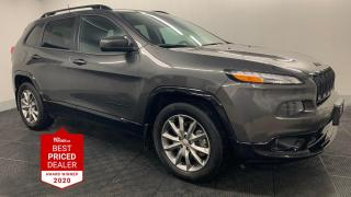 Used 2018 Jeep Cherokee 4x4 NORTH NAVIGATION ***SPRING CLEARANCE PRICE*** for sale in Winnipeg, MB