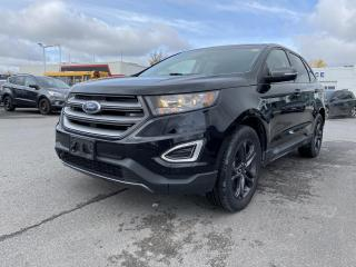 Used 2018 Ford Edge SEL AWD for sale in Kingston, ON