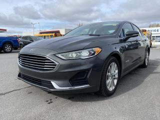 Used 2019 Ford Fusion Hybrid SEL - HYBRID, LANE KEEPING, FORD APP CONTROL! for sale in Kingston, ON