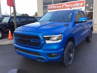 New 2021 RAM 1500 SPORT for sale in Milton, ON