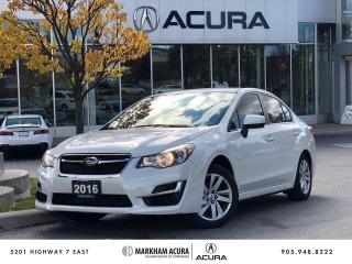 Used 2016 Subaru Impreza 2.0i Touring Package for sale in Markham, ON
