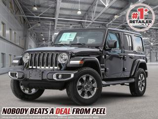 New 2021 Jeep Wrangler Unlimited Sport 80th Annv for sale in Mississauga, ON