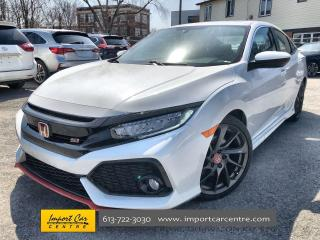 Used 2018 Honda Civic Si VERY RARE HFP PACKAGE ($5700 OPTION) for sale in Ottawa, ON