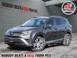 Used 2017 Toyota RAV4 AWD 4dr LE for sale in Mississauga, ON