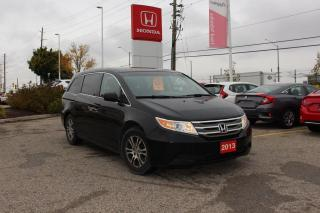 Used 2013 Honda Odyssey EX for sale in Waterloo, ON