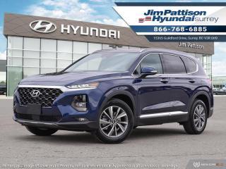 New 2020 Hyundai Santa Fe Luxury for sale in Surrey, BC