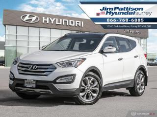 Used 2015 Hyundai Santa Fe Sport 2.0T Limited for sale in Surrey, BC