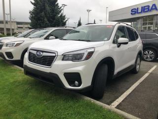 New 2021 Subaru Forester 2.5i Touring for sale in North Vancouver, BC