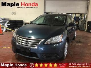 Used 2015 Nissan Sentra 1.8 S| Bluetooth| for sale in Vaughan, ON