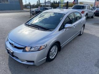 Used 2009 Honda Civic Hybrid 4dr Sdn for sale in Scarborough, ON