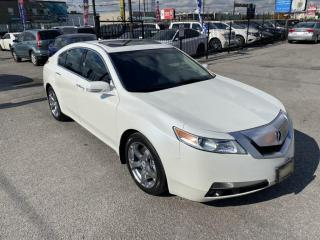 Used 2011 Acura TL 4dr Sdn Auto /Tech Pkg for sale in Scarborough, ON