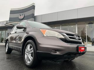 Used 2011 Honda CR-V EX-L AWD LEATHER SUNROOF 133KM for sale in Langley, BC