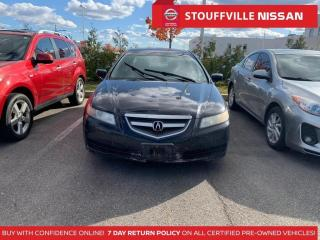 Used 2005 Acura TL Dynamic  Great Commuter CAR  Make AN Offer for sale in Stouffville, ON
