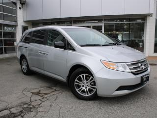 Used 2011 Honda Odyssey EX-L w/RES for sale in Surrey, BC