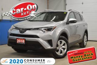 Used 2018 Toyota RAV4 LE AWD only 24,000km | LANE DEPARTURE | HEATED SEA for sale in Ottawa, ON