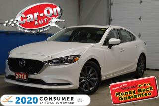 Used 2018 Mazda MAZDA6 GS-L | LEATHER | SUNROOF | NAVIGATION for sale in Ottawa, ON